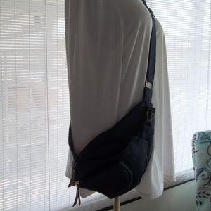 Sport Canvas Sling Bag by KJ